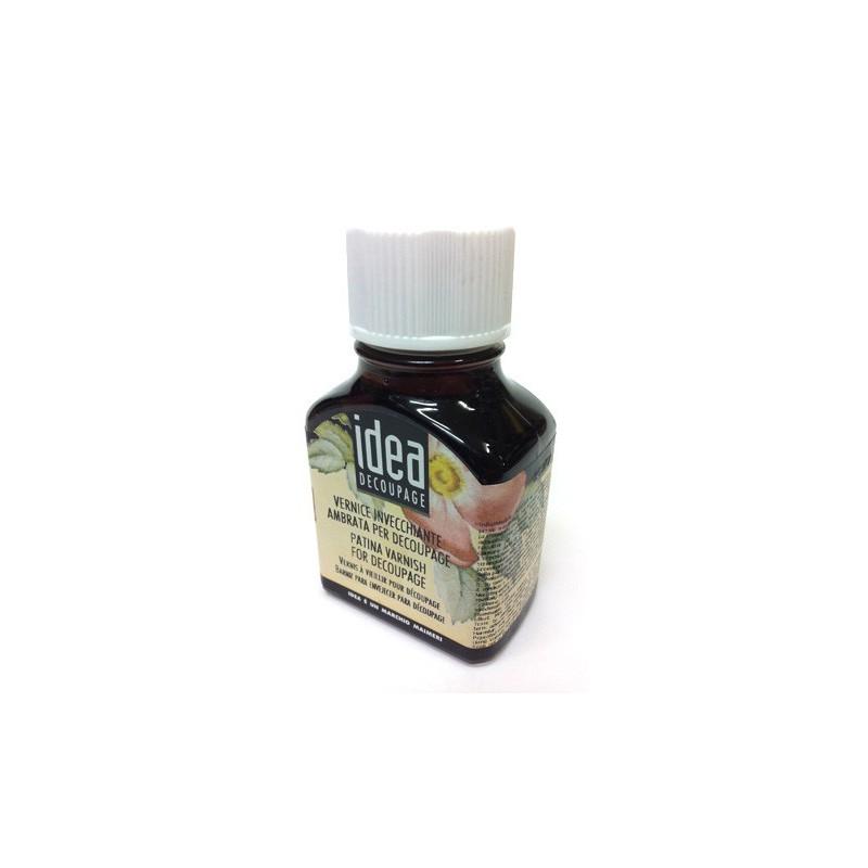 Vernice invecchiante ambrata - Maimeri Idea 75ml