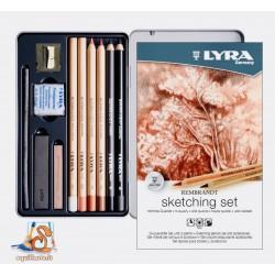 Sketching Pro set Lyra