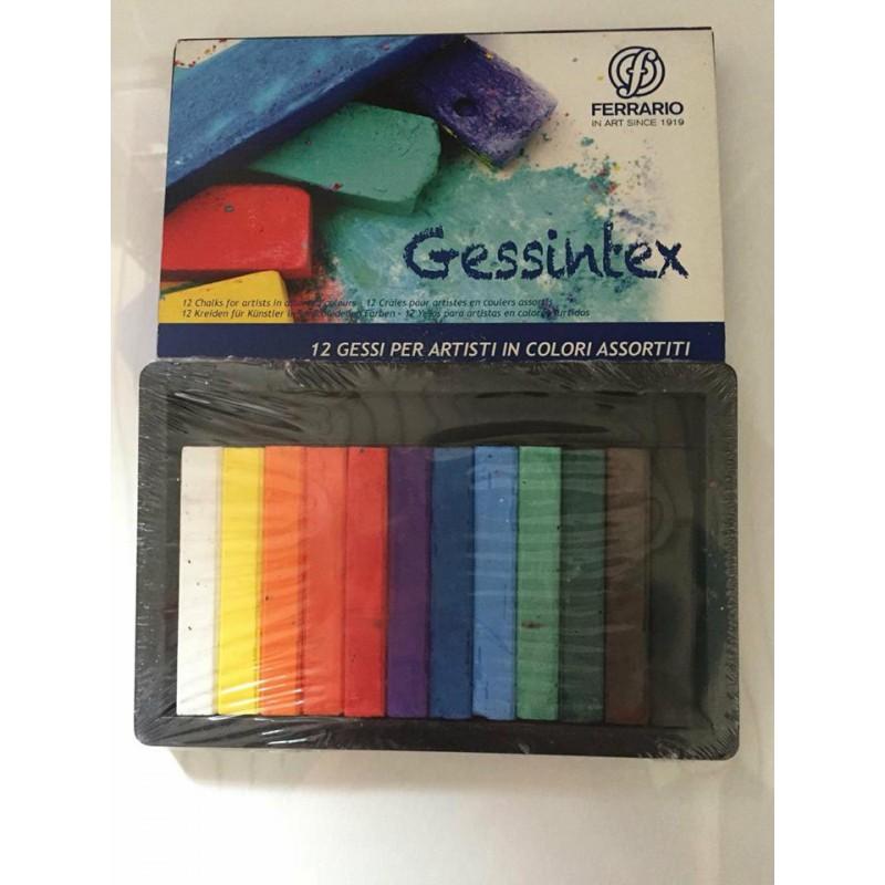 Gessintex 12 pezzi