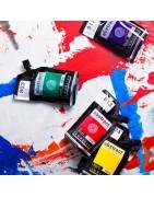 sennellier abstract colori acrilici di alta qualità Squillarte
