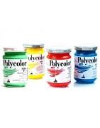 vasetti 140 ml acrilici maimeri polycolor squillarte arte artisti