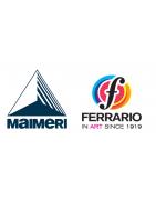 Acquarelli Ferrario Maimeri squillarte pittura online campania arte