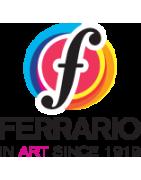 Tintoretto acquerelli Ferrario artisti arte belle arti squillarte