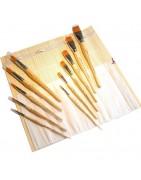 set pennelli acquistare pennelli originali made in italy squillarte